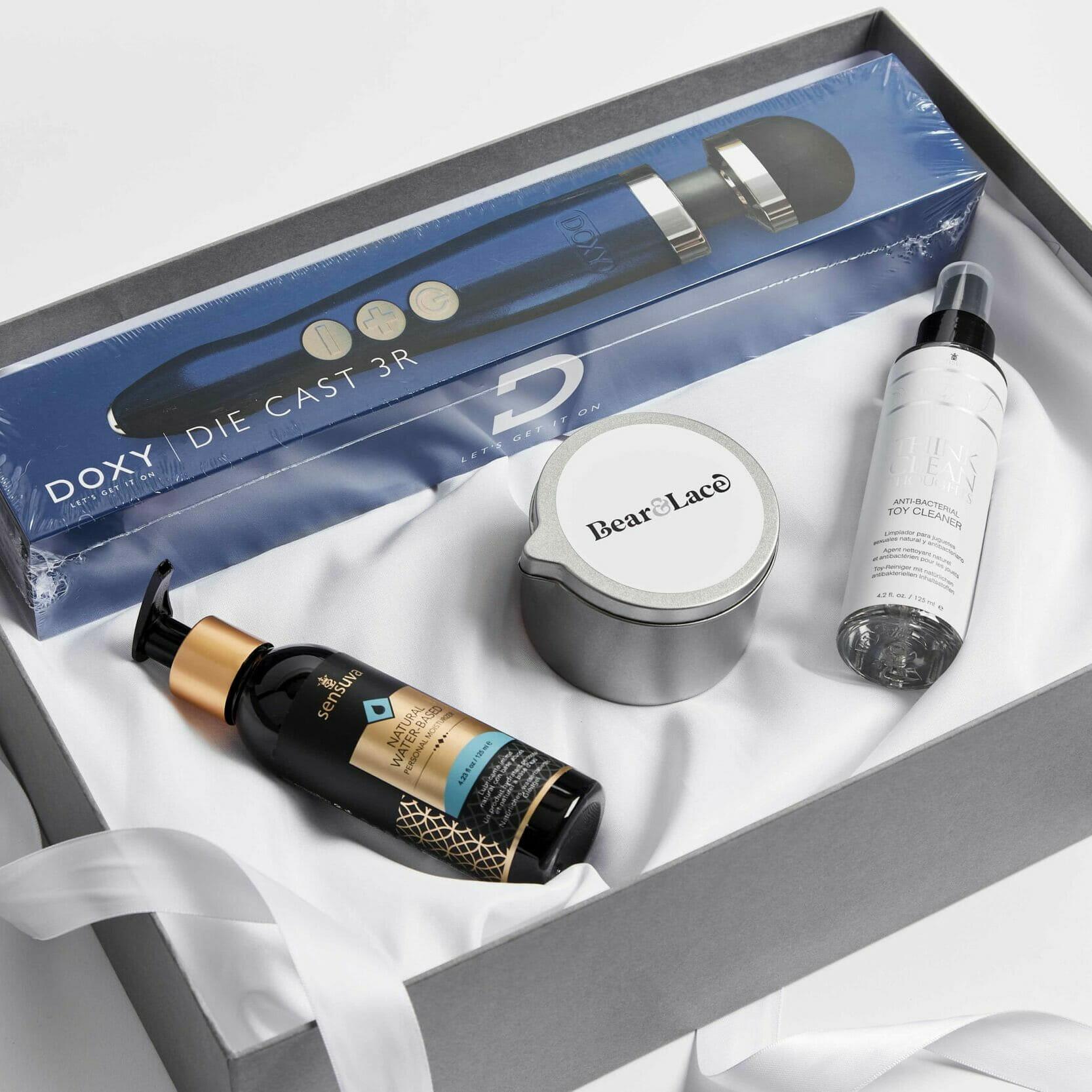 Bear & Lace Luxury Adult Gift Box